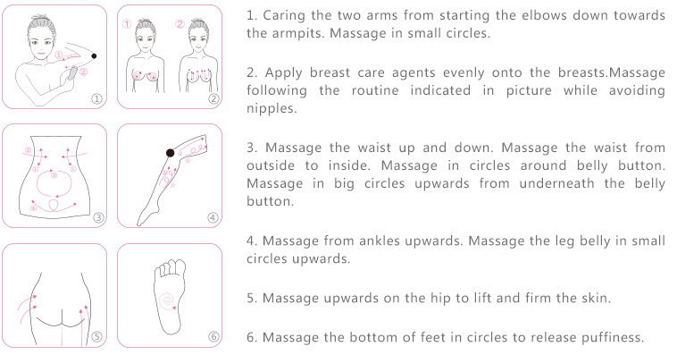 circulation wave massager instructions